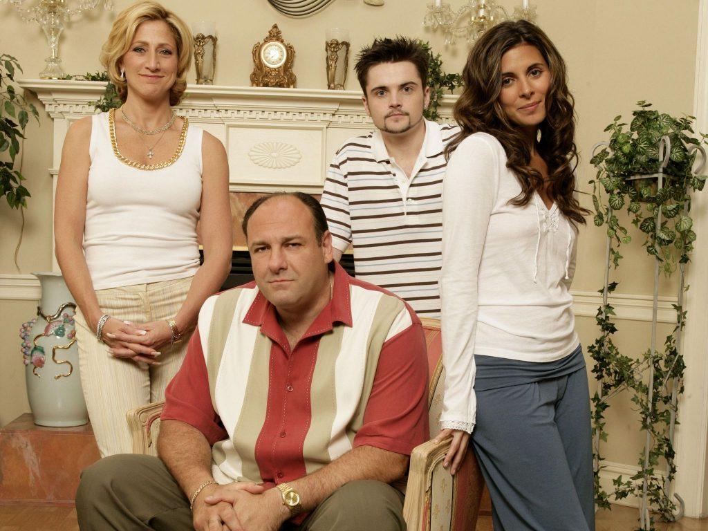 The Sopranos Wallpaper