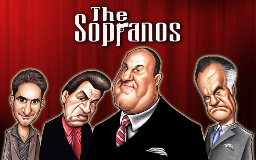 The Sopranos Widescreen Wallpaper