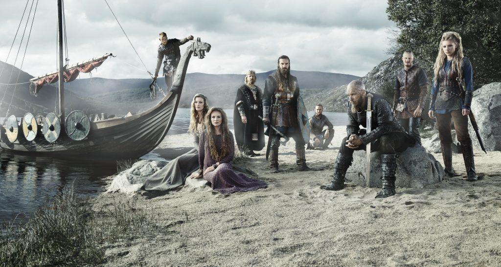 Vikings Background