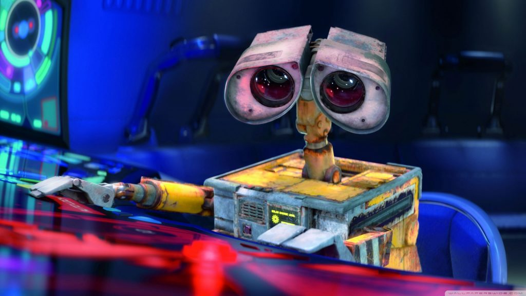 Wall·E Full HD Wallpaper