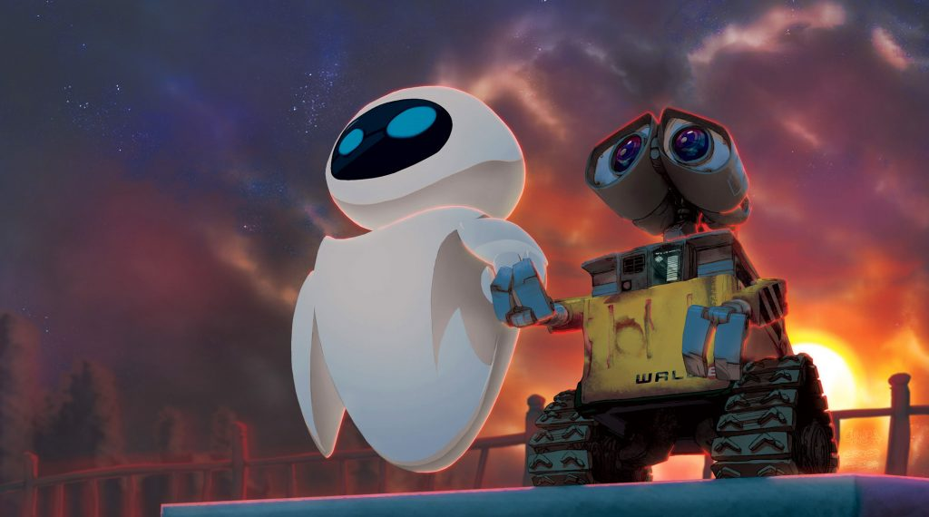 Wall·E Wallpaper