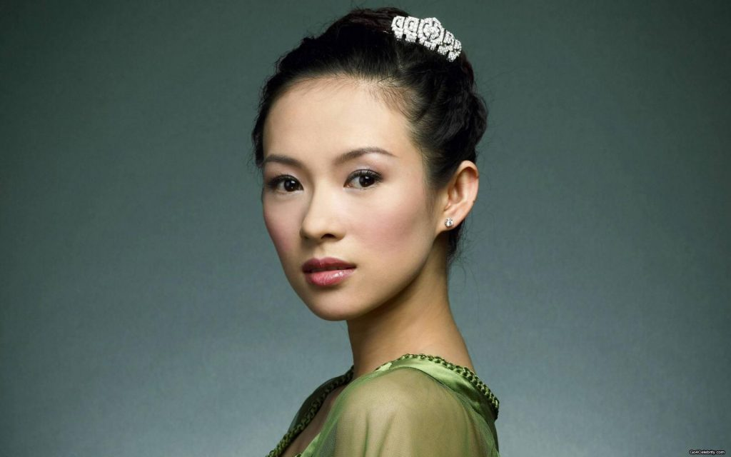 Zhang Ziyi Widescreen Wallpaper