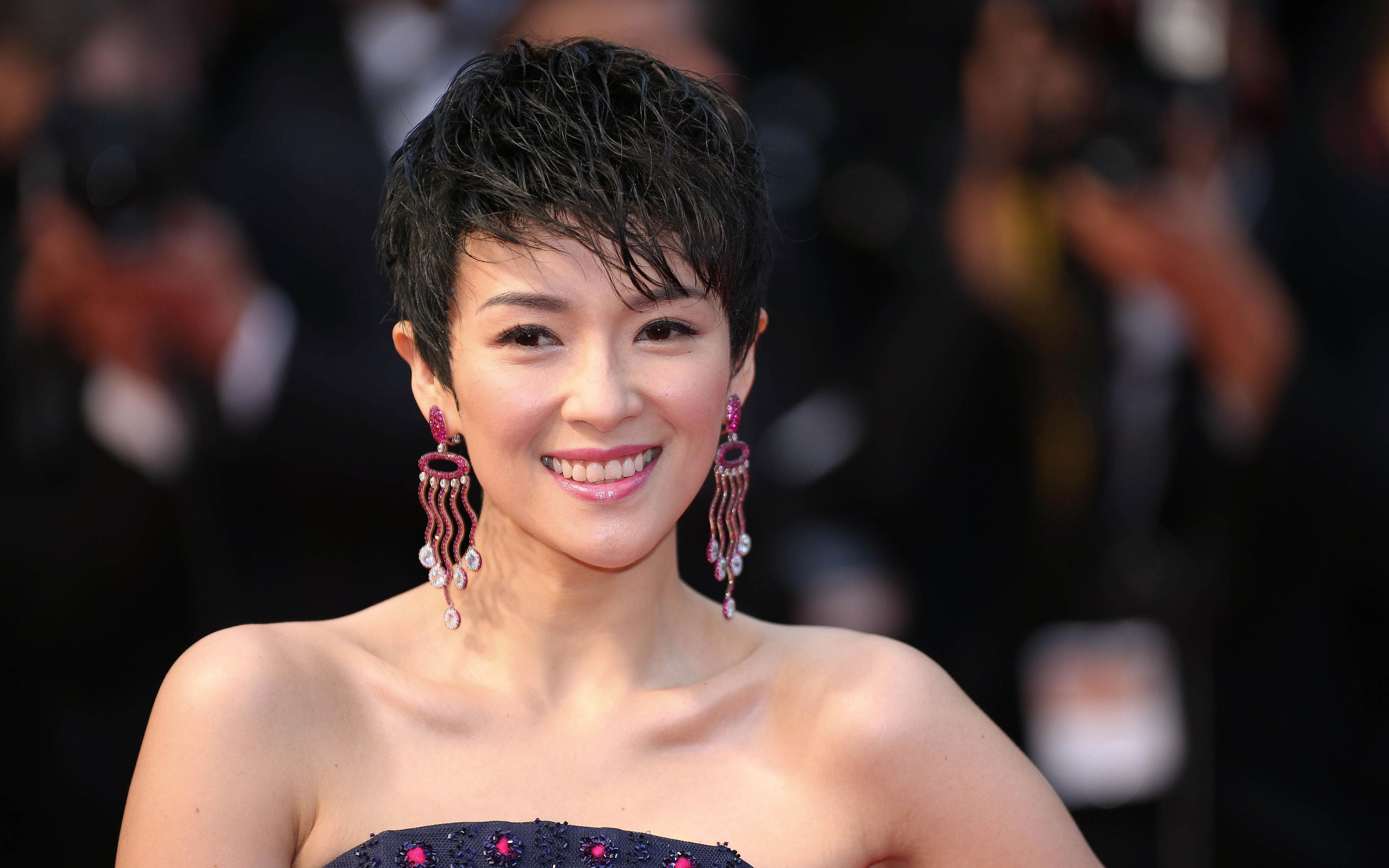 Zhang ziyi in 2020 | Zhang ziyi, Asian beauty, Dark hair