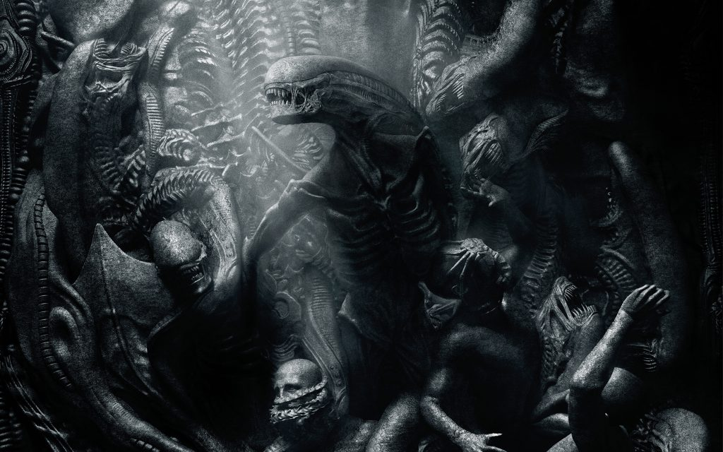 Alien: Covenant Wallpaper 3350x2094
