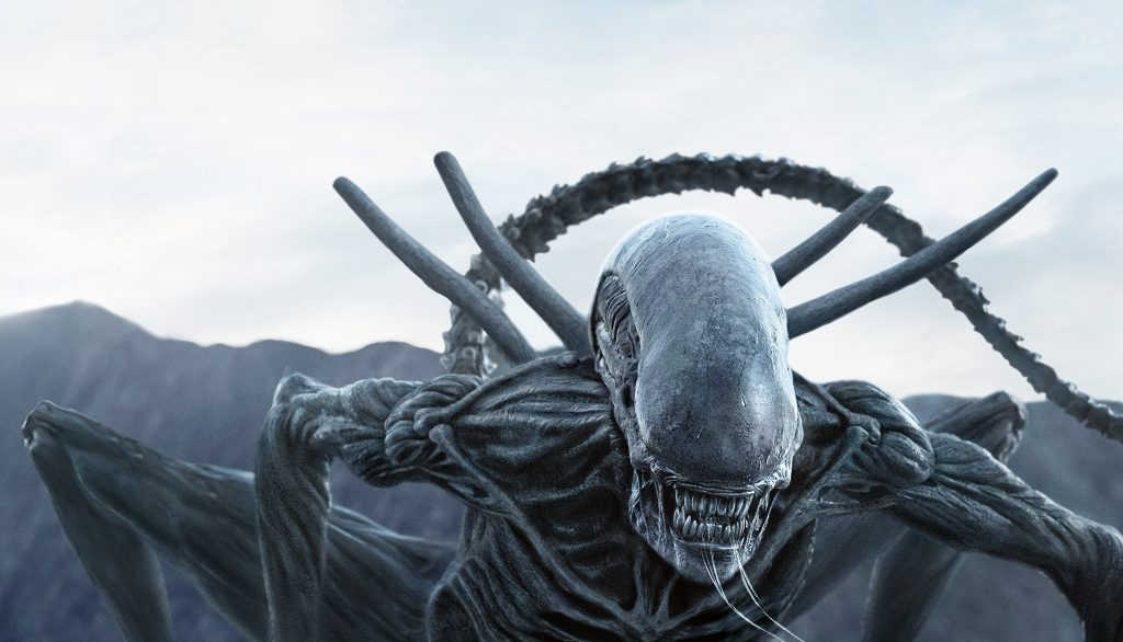 Alien: Covenant Wallpaper 3776x2160