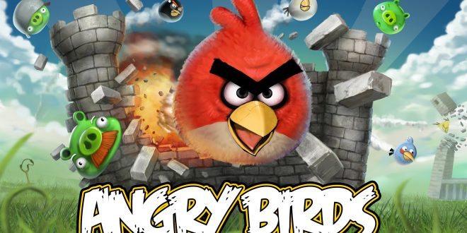 Angry Birds Backgrounds