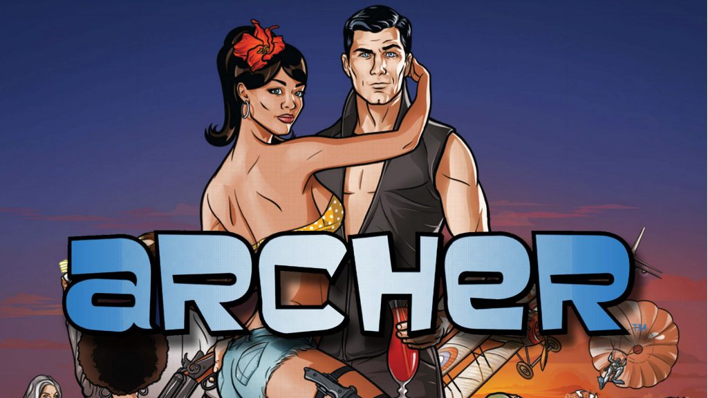 Archer Full HD Background