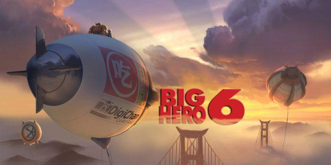 Big Hero 6 Wallpapers