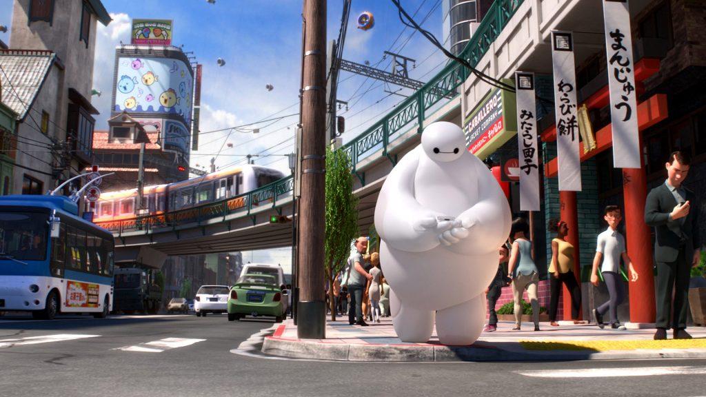 Big Hero 6 Full HD Wallpaper