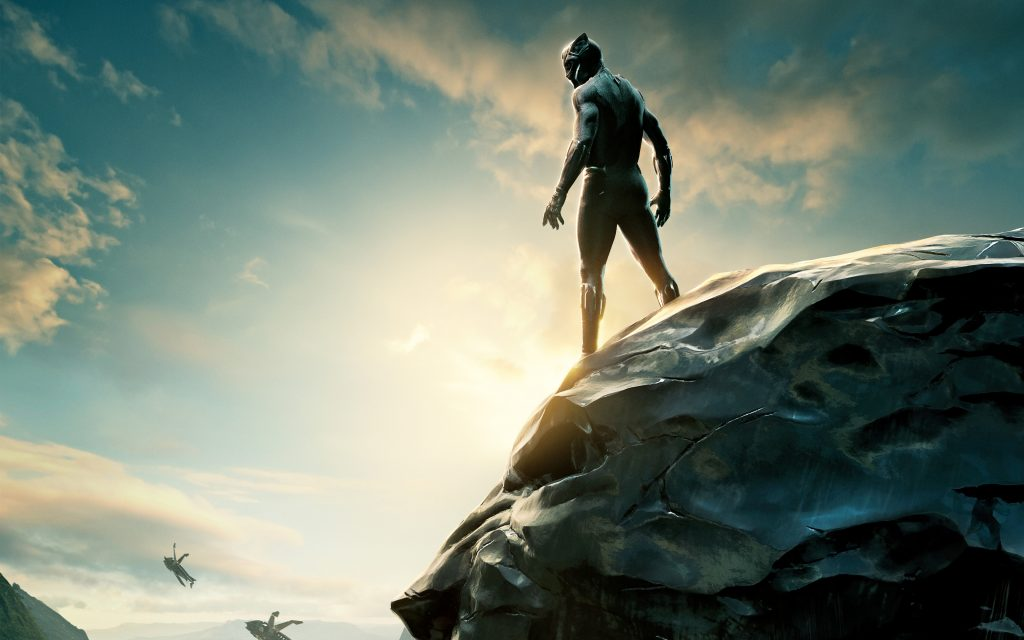 Black Panther 4K Ultra HD Wallpaper