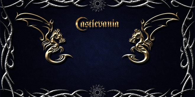 Castlevania Backgrounds