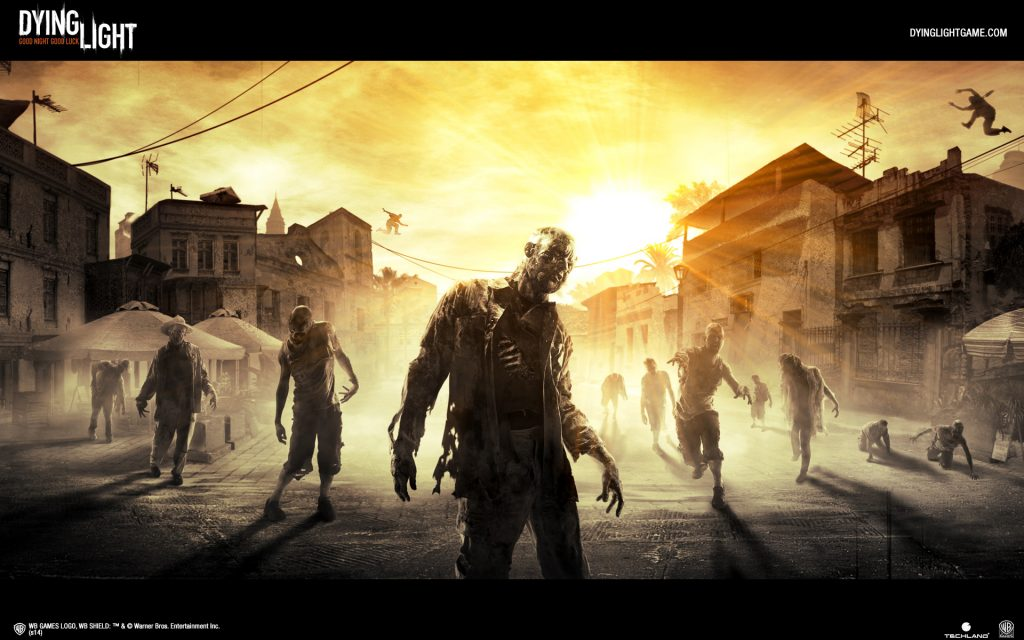 Dying Light Widescreen Background