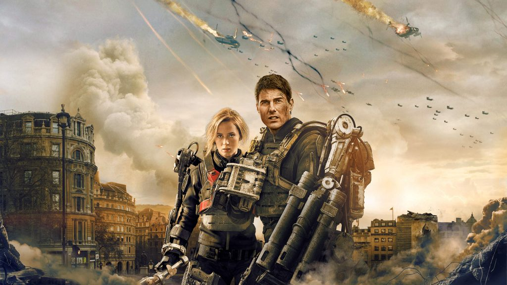 Edge Of Tomorrow Full HD Wallpaper