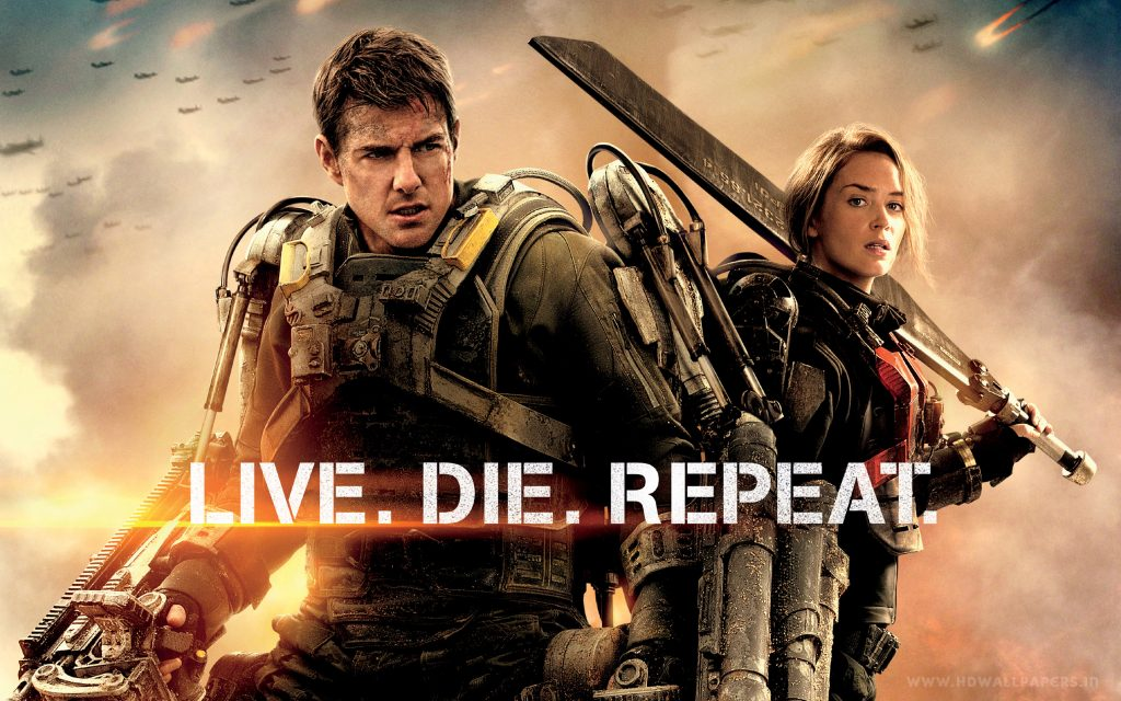 Edge Of Tomorrow Widescreen Wallpaper