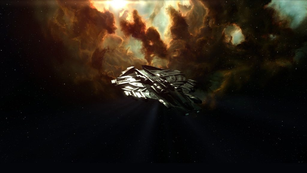 EVE Online Full HD Background