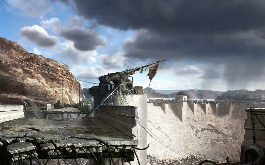 Fallout Widescreen Wallpaper