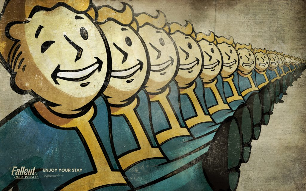Fallout Widescreen Wallpaper