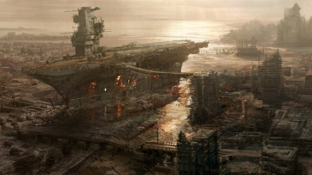 Fallout 3 Full HD Wallpaper