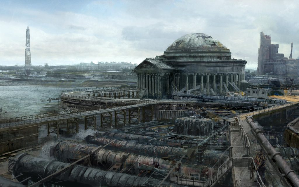 Fallout 3 Widescreen Wallpaper