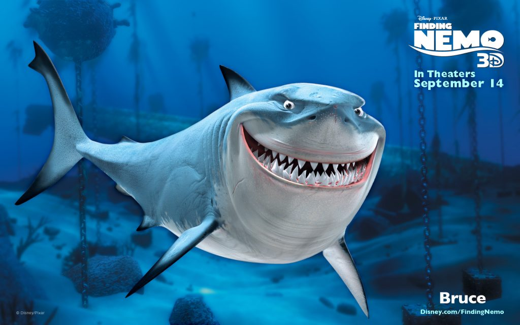 Finding Nemo Widescreen Wallpaper