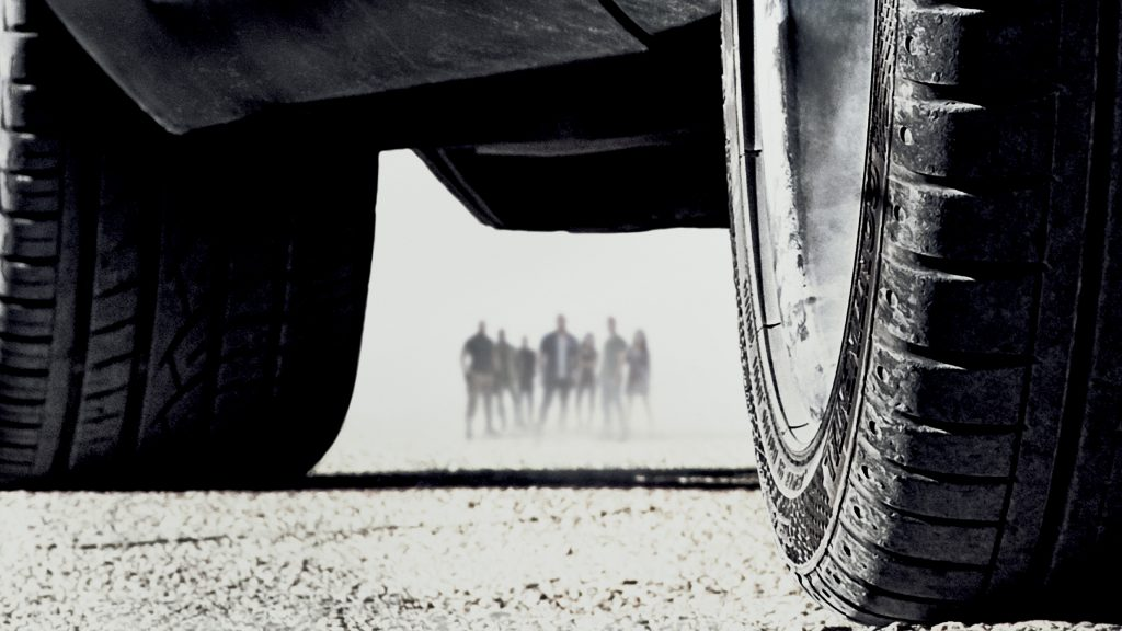 Furious 7 4K UHD Background