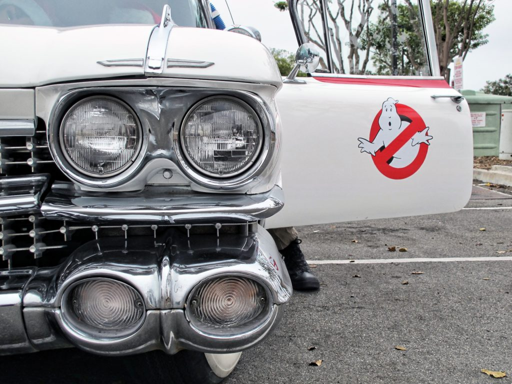 Ghostbusters Wallpaper