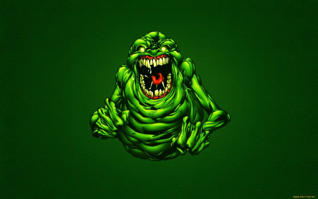 Ghostbusters Widescreen Wallpaper