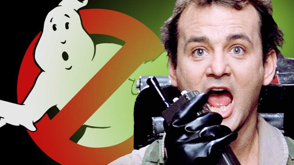 Ghostbusters Full HD Wallpaper