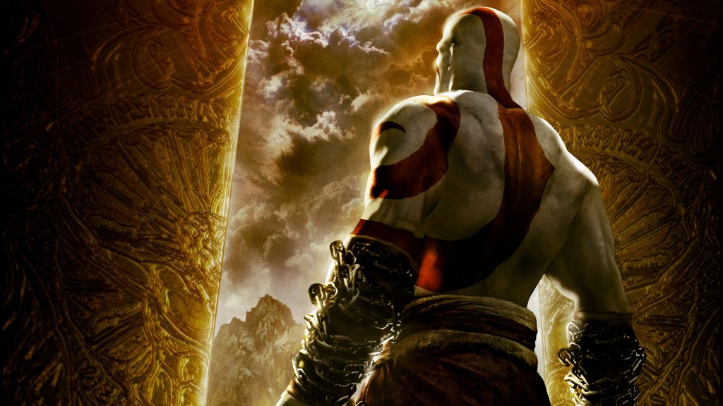 God Of War Full HD Wallpaper