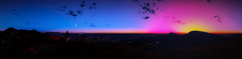 Grand Theft Auto V Background
