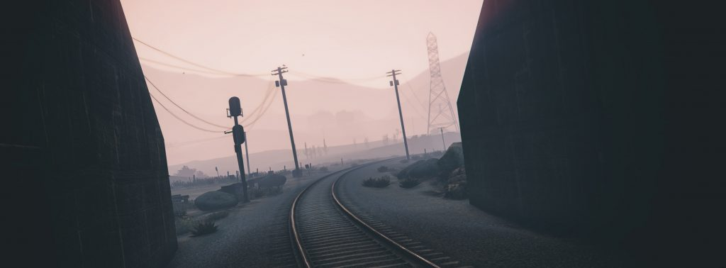 Grand Theft Auto V Background