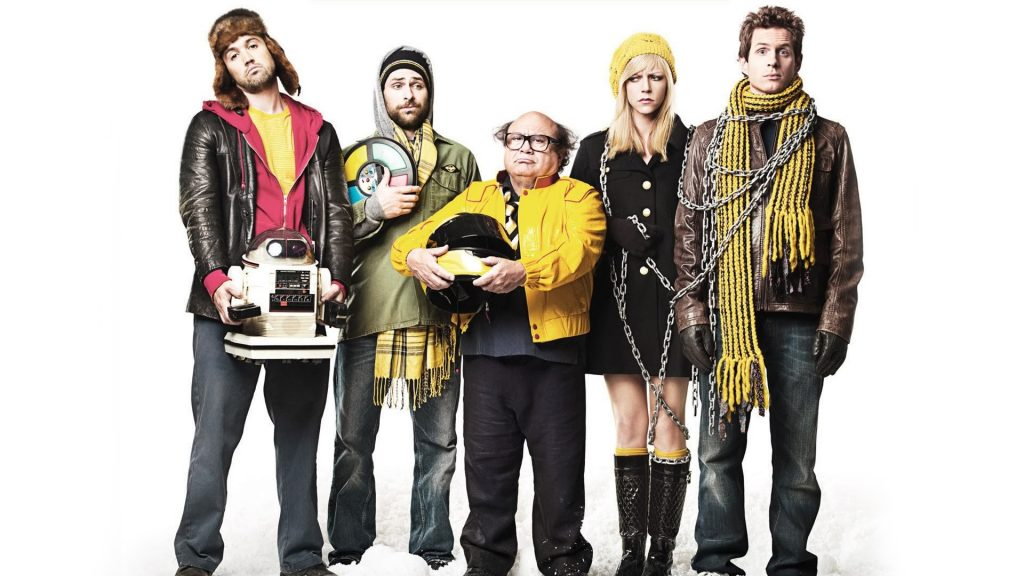 It's Always Sunny In Philadelphia Full HD Background