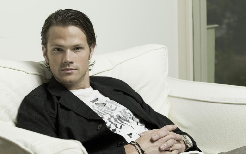 Jared Padalecki Widescreen Wallpaper