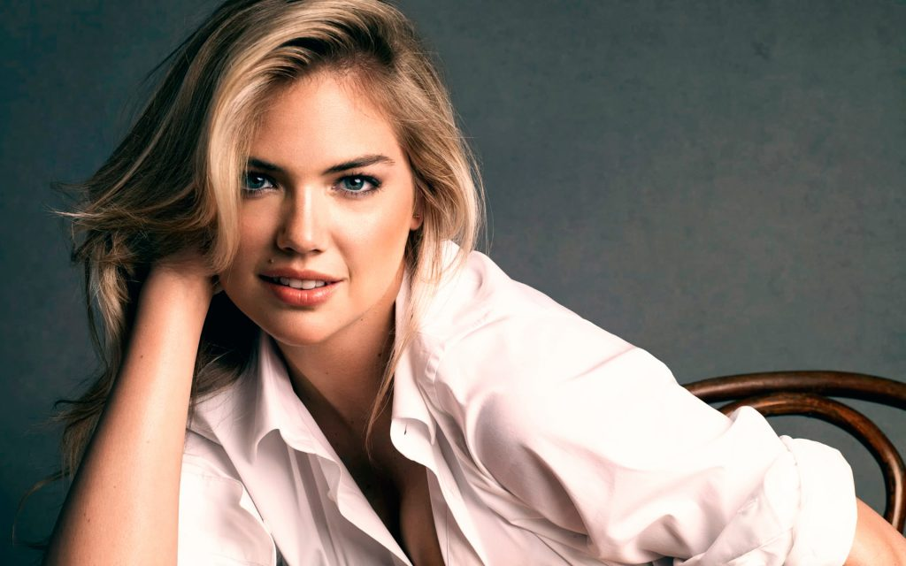 Kate Upton Widescreen Background