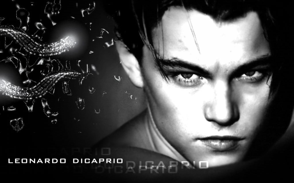 Leonardo Dicaprio Widescreen Wallpaper