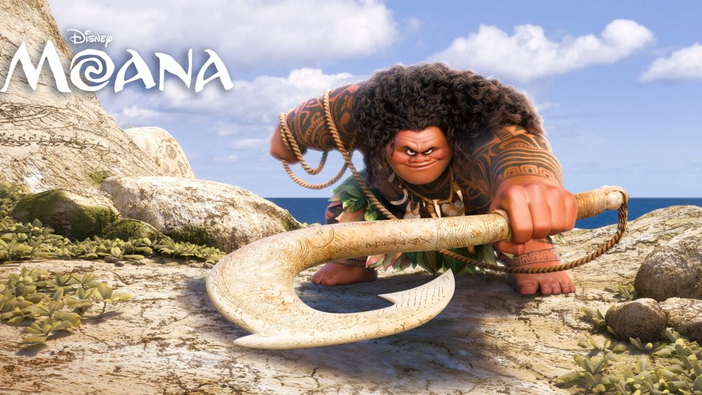 Moana 4K UHD Wallpaper
