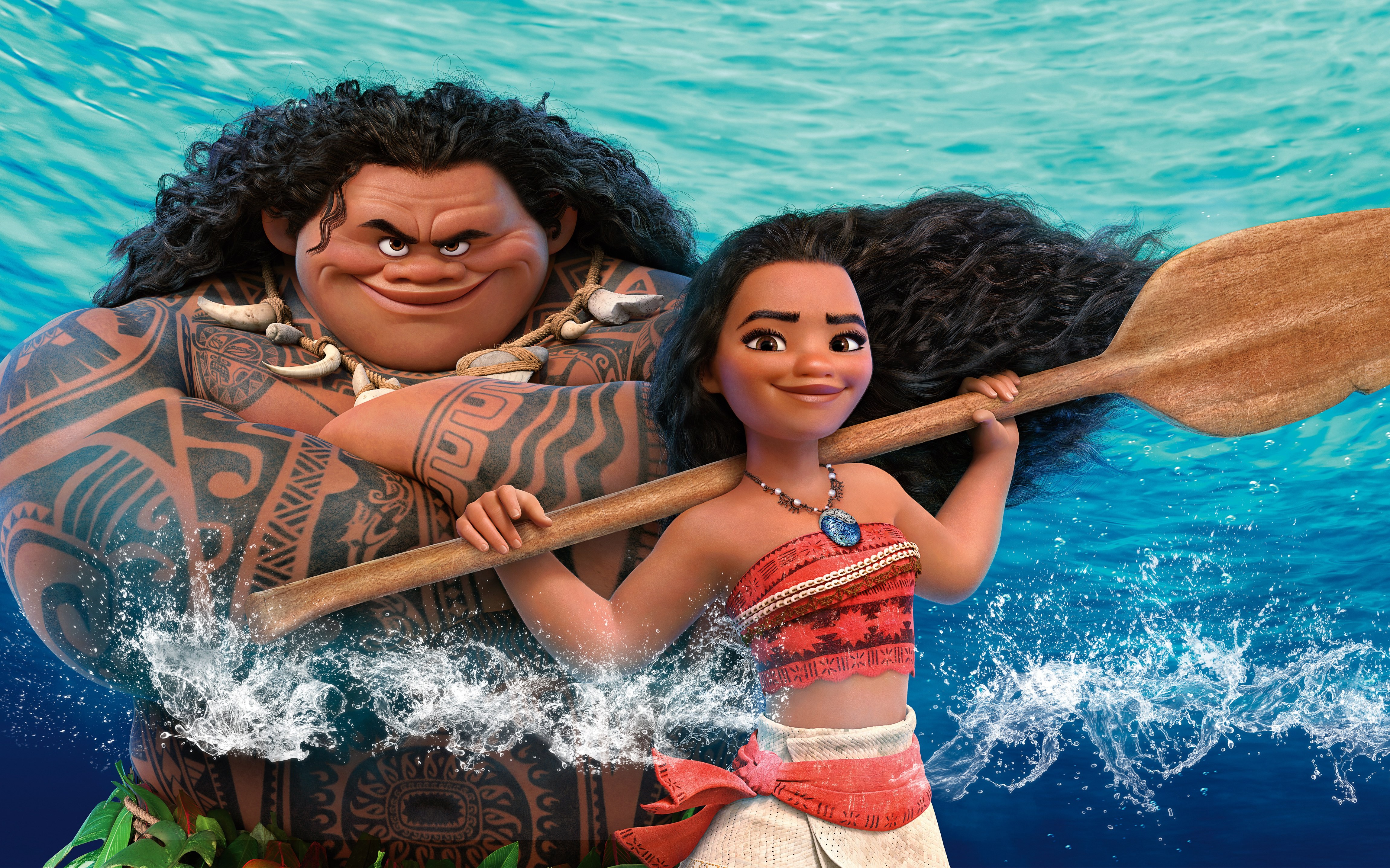 This is a photo of Crush Images of Moana