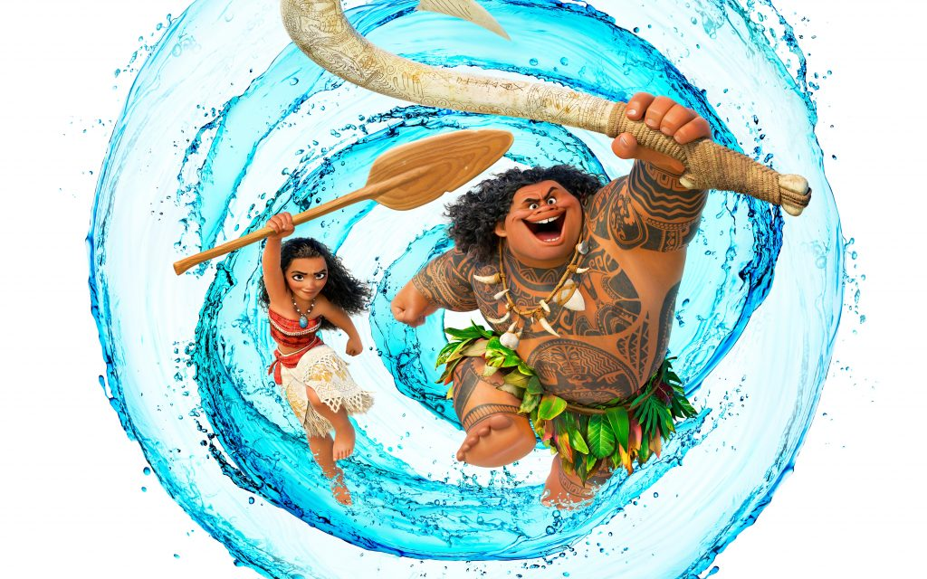 Moana Wallpaper