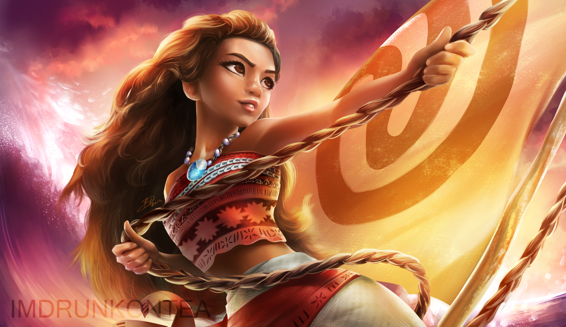Moana Wallpapers, Pictures, Images