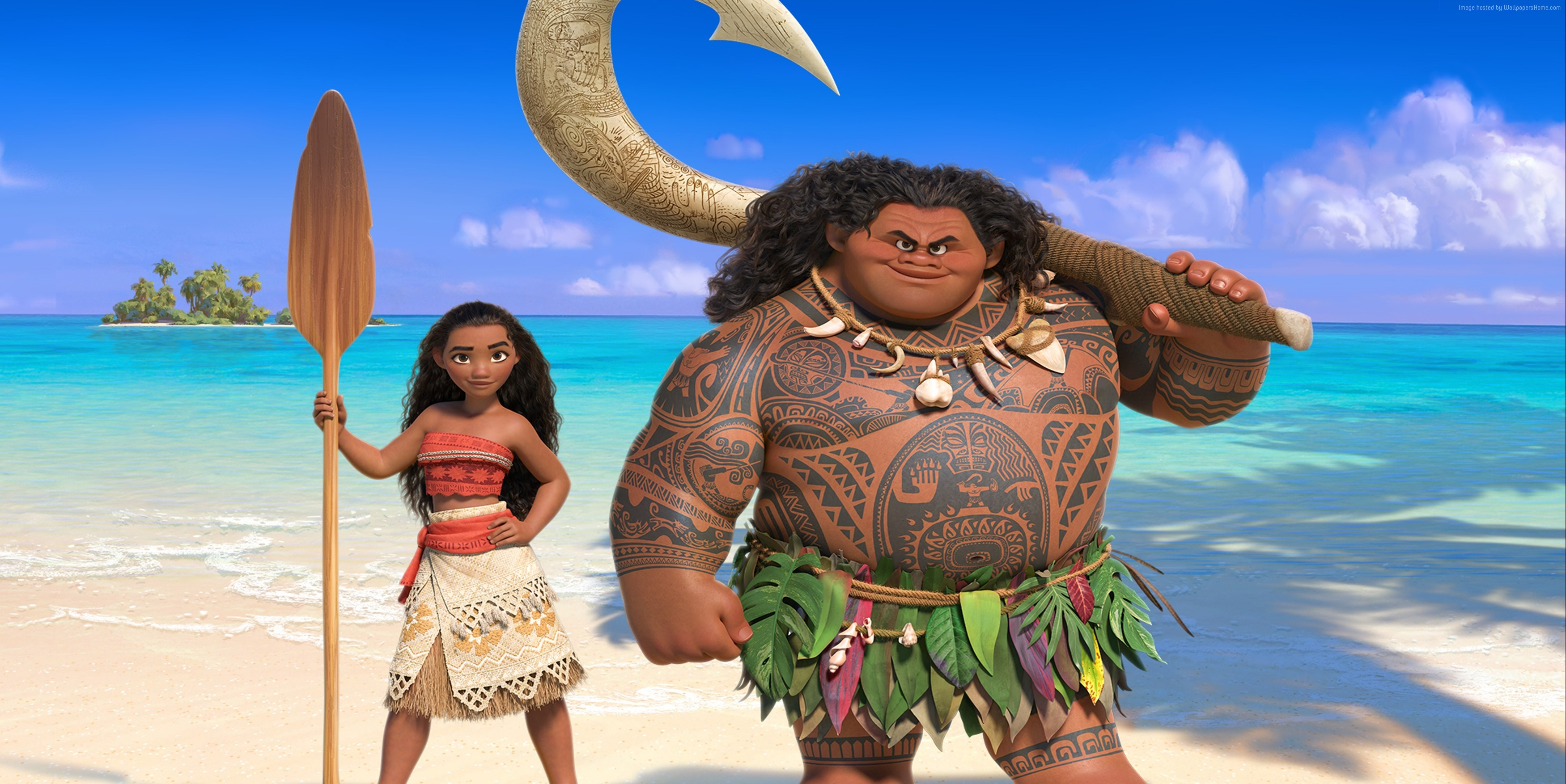 Moana Wallpapers Pictures Images