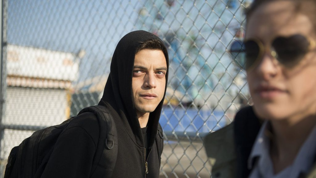 Mr. Robot Full HD Wallpaper