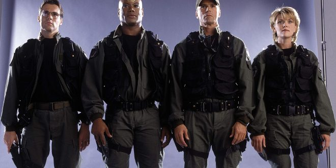 Stargate SG-1 HD Wallpapers