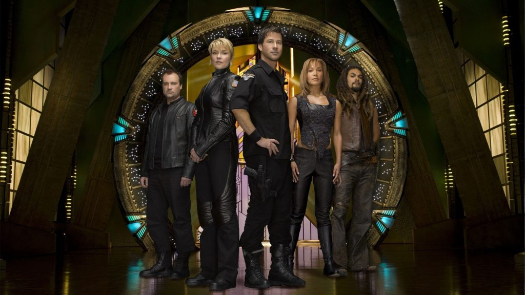 Stargate SG-1 HD Full HD Wallpaper