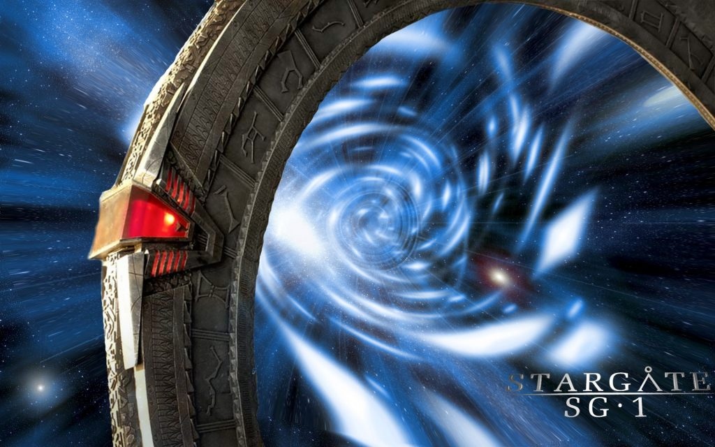 Stargate SG-1 HD Widescreen Wallpaper