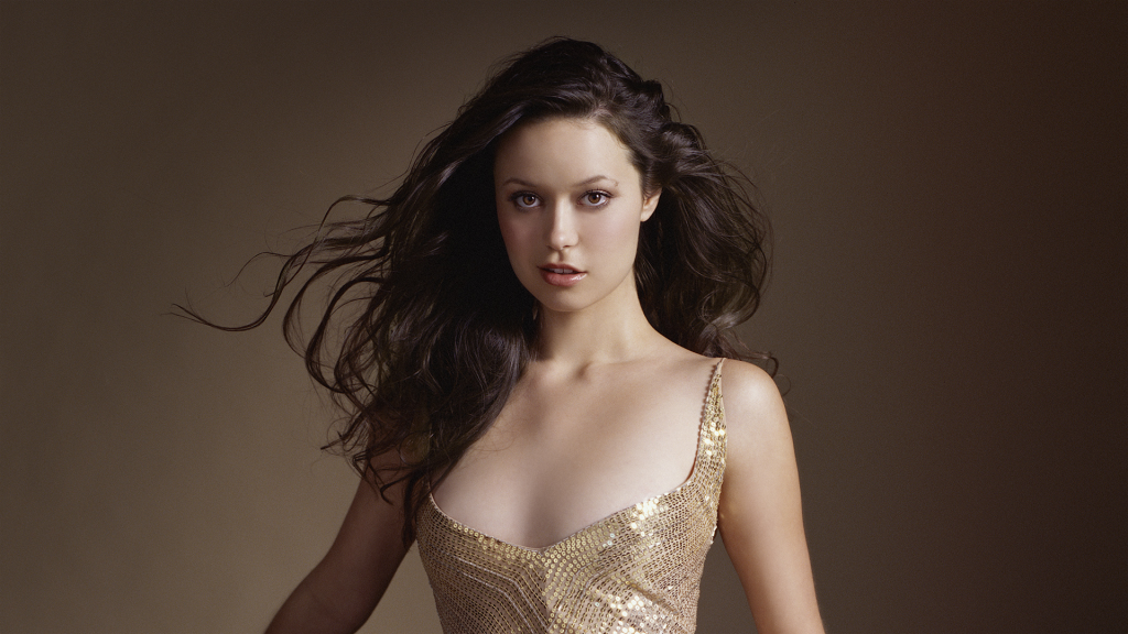 Summer Glau Full HD Wallpaper
