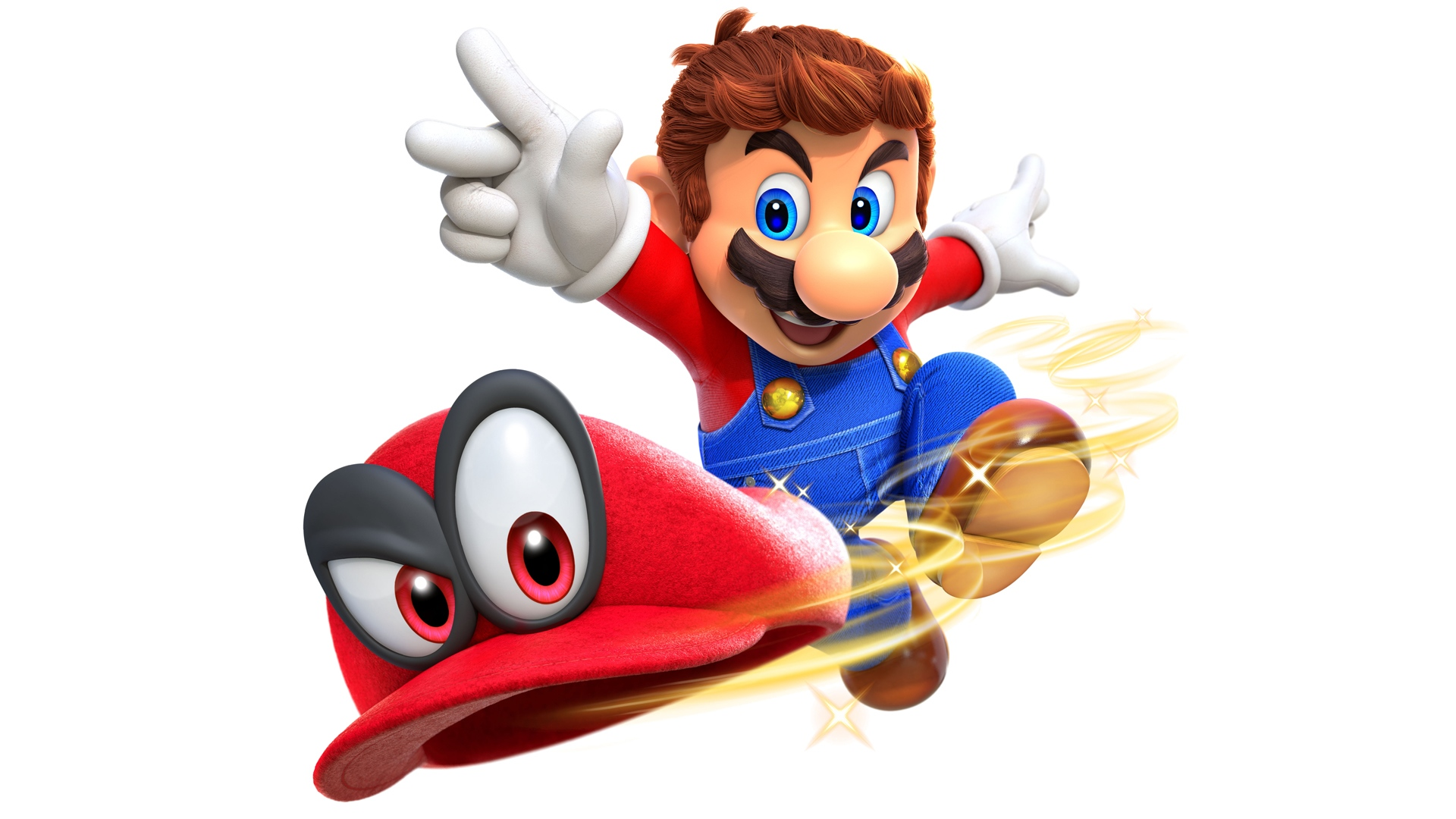 Super Mario Odyssey Wallpapers Pictures Images