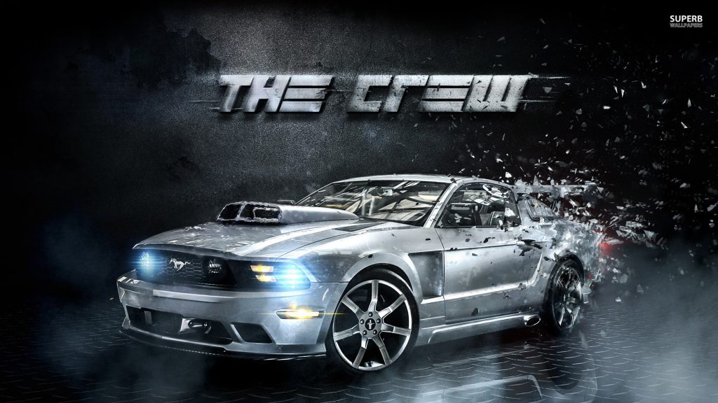 The Crew Full HD Background