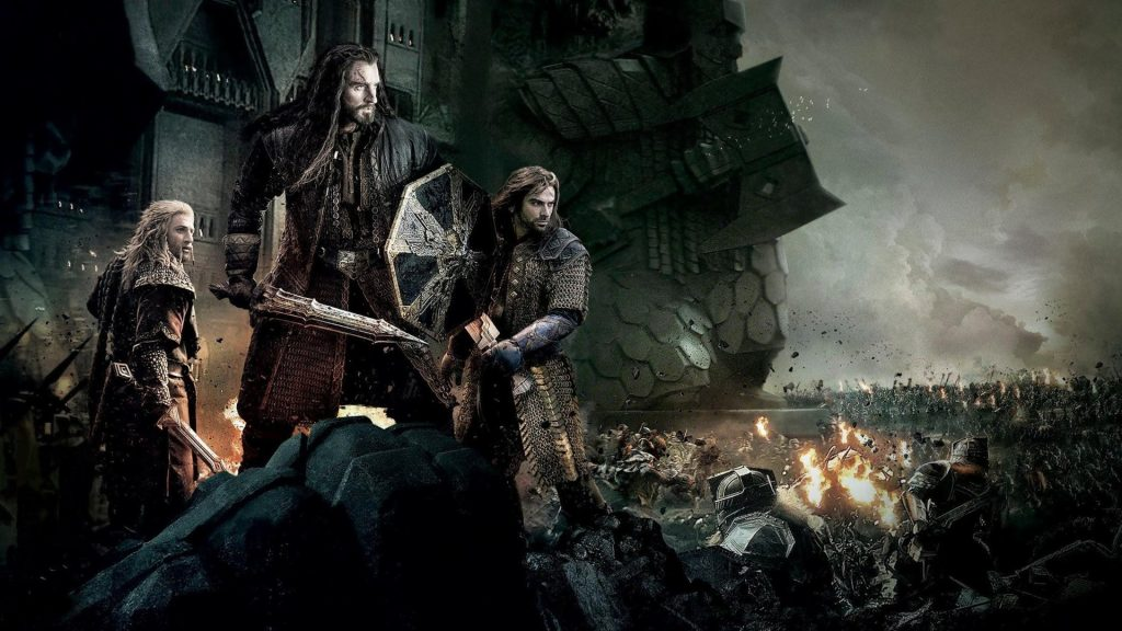 The Hobbit: The Battle Of The Five Armies Full HD Wallpaper