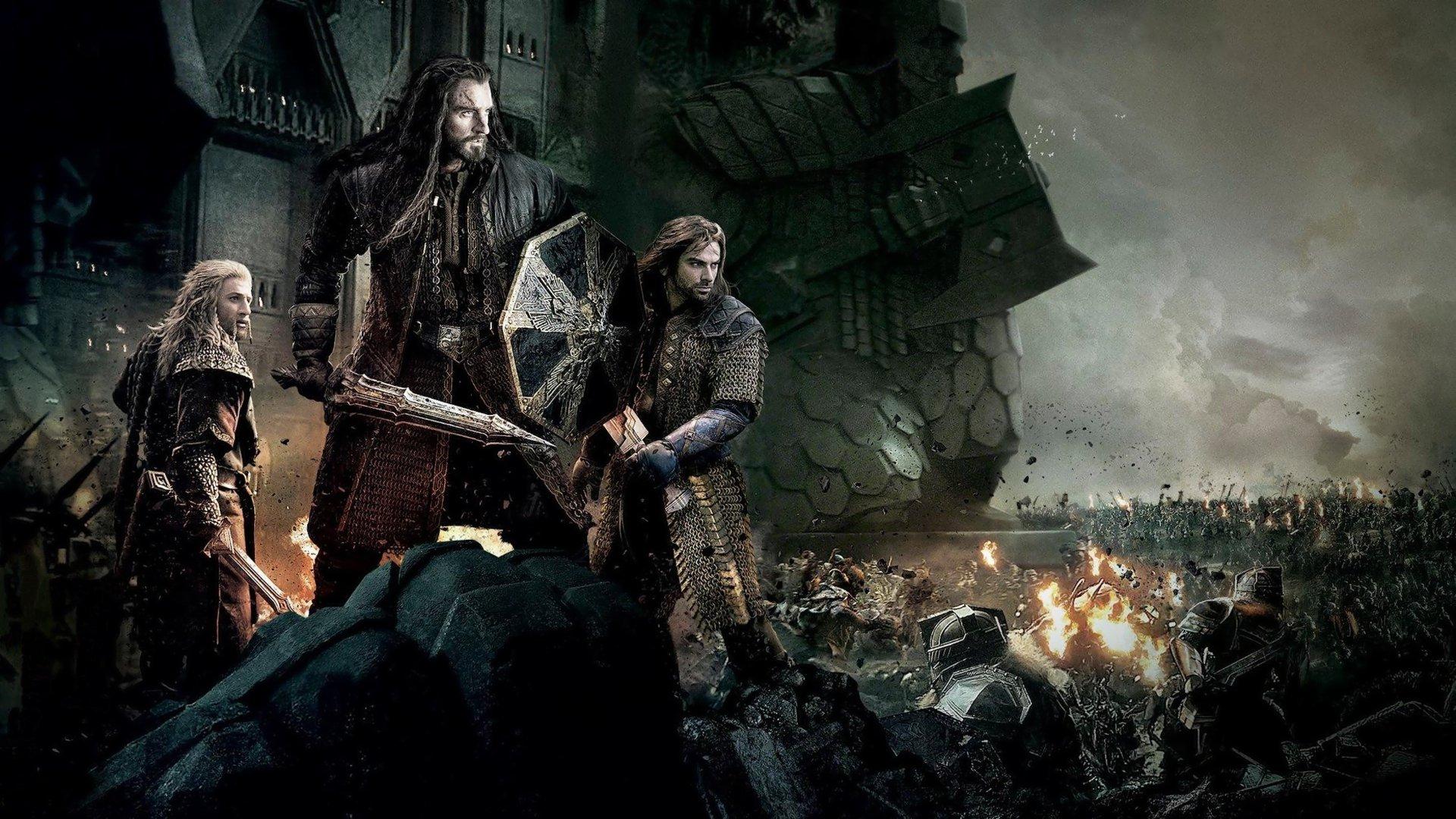 The Hobbit Battle Of Five Armies Full HD Wallpaper