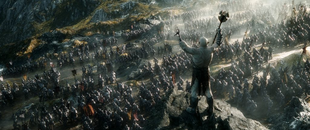 The Hobbit: The Battle Of The Five Armies Wallpaper